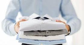 wash n fold services
