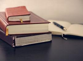 Books on the Desk