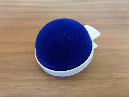 Nadelkissen mit Clip | Blau