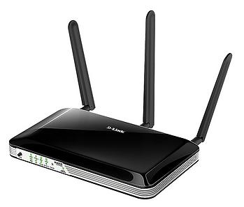 IT Event Internet Mieten D-Link LTE