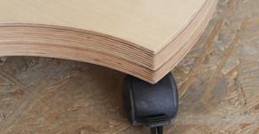 Edle Holzflipcharts - Ein nachwachsendes Büro