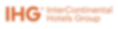 IHG InterContinentel Hotels Group Logo