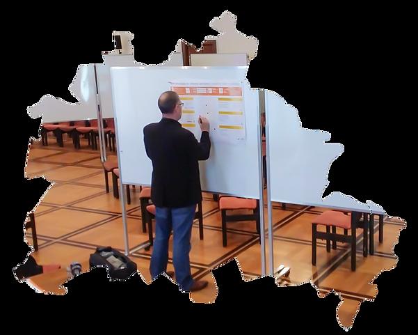 IT-Event Berlin Karte Veranstaltung