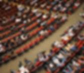 Internet für große Konferenzen