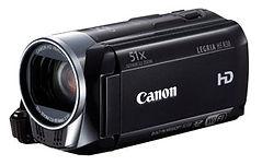 Canon Legria HF R38 Full-HD Camcorder Mieten Verleih
