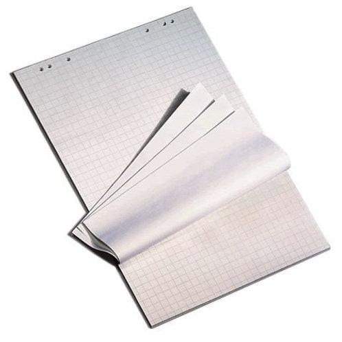 Flipchartpapier Paket mit 5 Blöcken