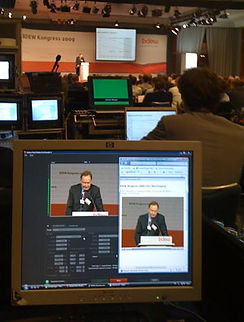 Conference Streaming Konferenzstream IT-Event Berlin