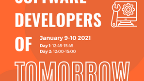 SOFTWARE DEVELOPERS OF TOMORROW
