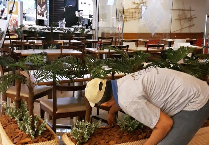 restaurante Benkei Barra shopping RJ