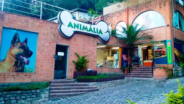 Animália Pet shop Itanhangá