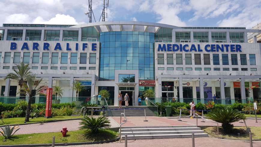 Centro Médico Barra Life