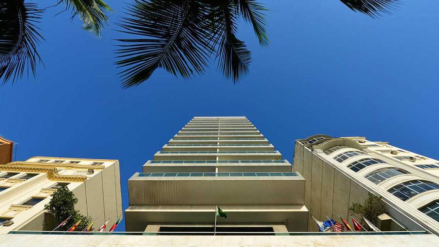 Hotel Pestana Copacabana