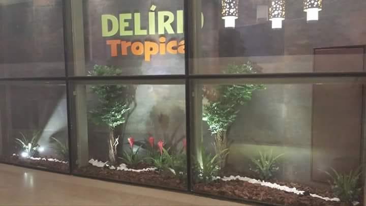 Restaurante Delírio Tropical shopping Metropolitano Barra