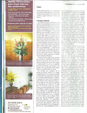 Anúncio Revista Apsa