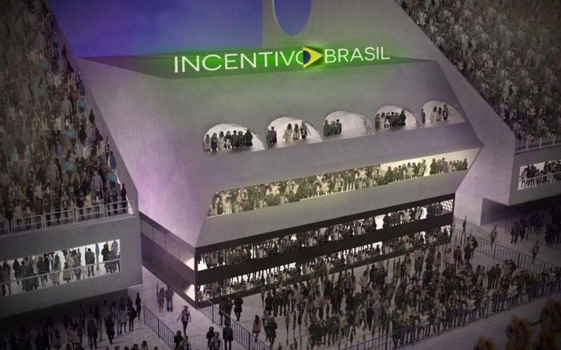 Camarote Corporativo Sambódromo RJ
