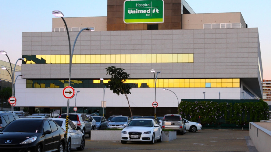 Hospital Unimed-Rio (Barra da Tijuca - Ayrton Senna)