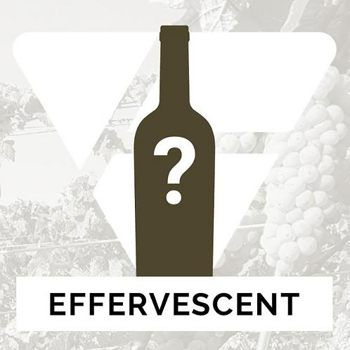 6 bouteilles de vin EFFERVESCENT