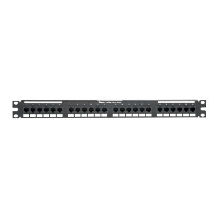 Patch Panel 24 Puertos Plano