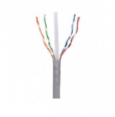 Bobina de Cable Cat6 Gris
