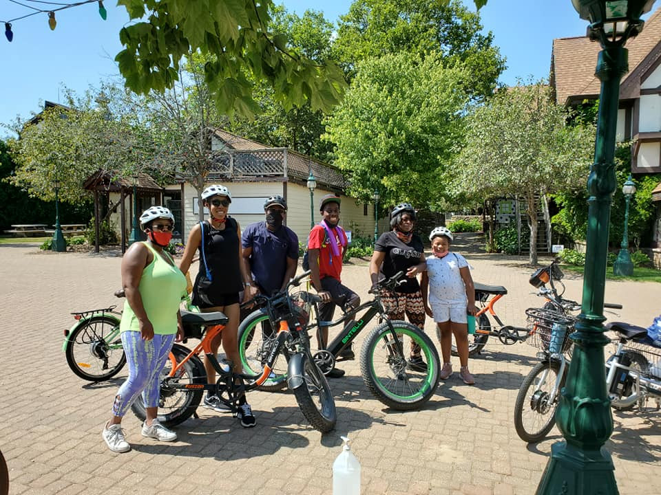EZ Bikes Fun Day Outing