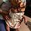 Thumbnail: Cbeauty Lil princess  reversible silk bonnet