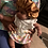 Thumbnail: Cbeauty Mommy & Me Silk reversible bonnet