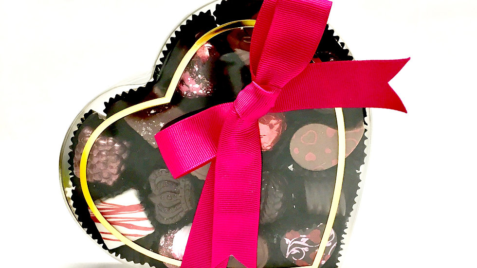 Valentine's Truffle Collection - 15 pc