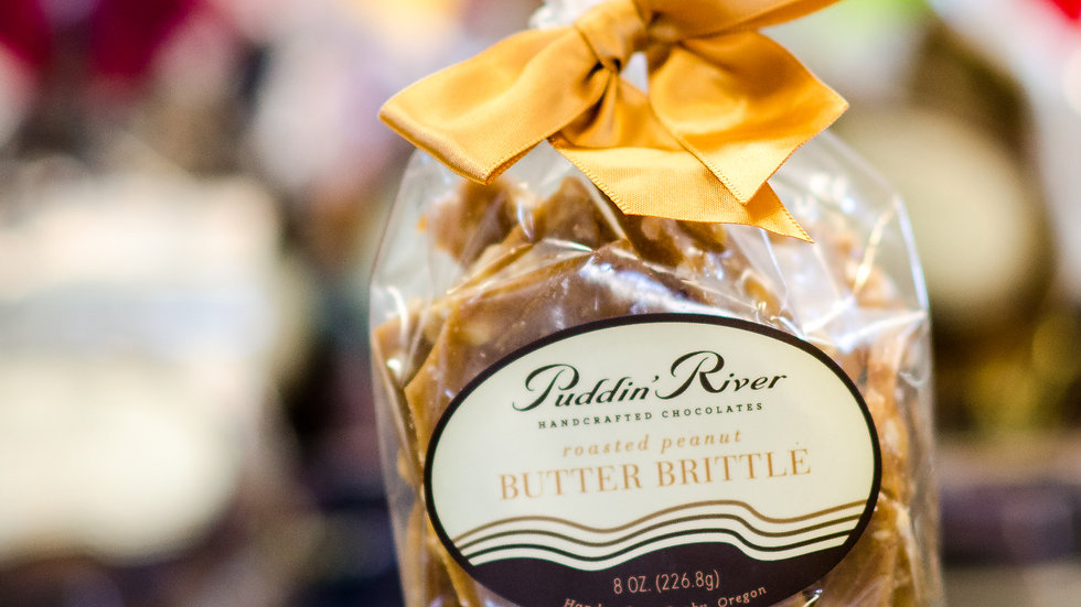 Buttery Brittle - 8oz Peanut