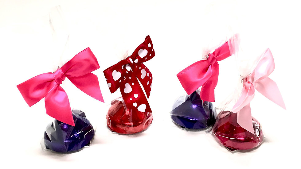 Solid Chocolate Kisses