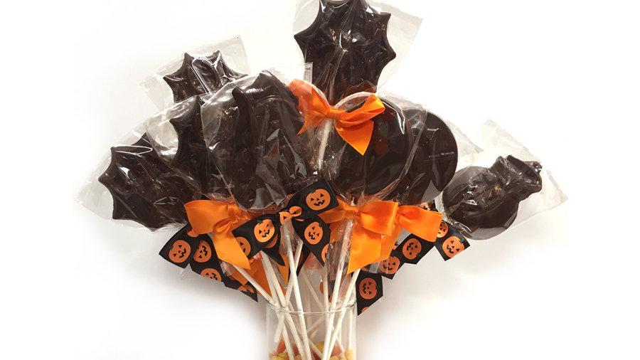 Chocolate on a Stick