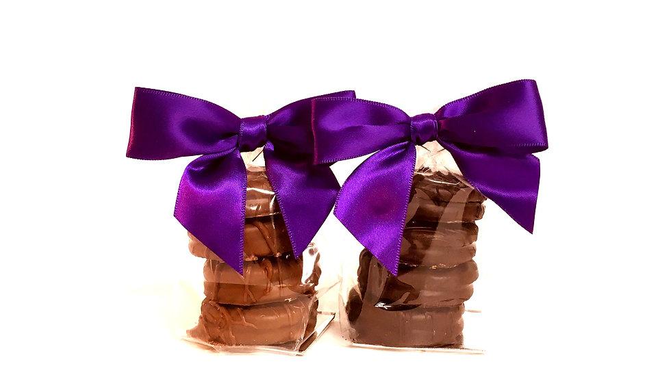 Chocolate Dipped Oreos - 4pc