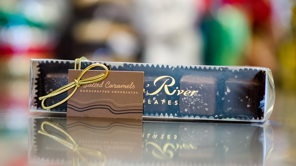 Salted Caramels - 5pc