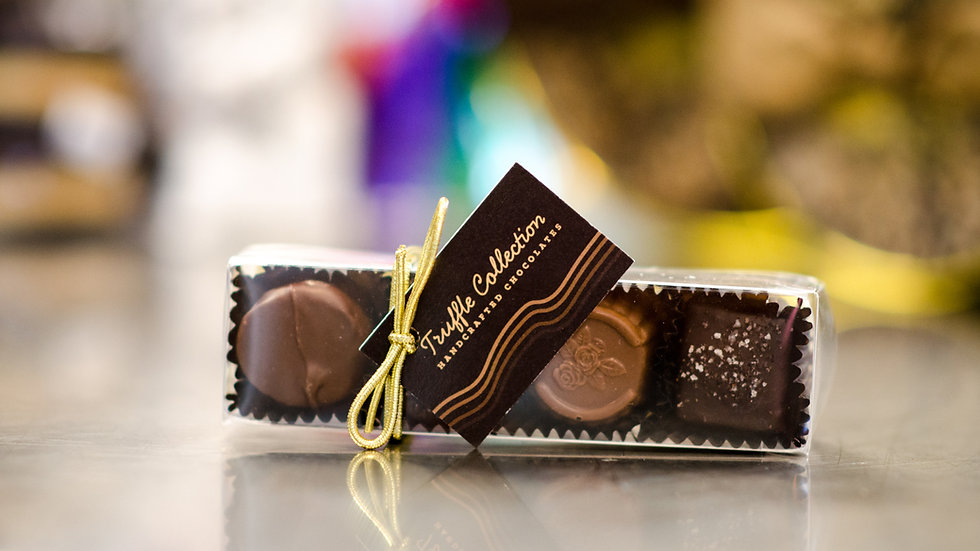 Assorted Truffles - 4pc