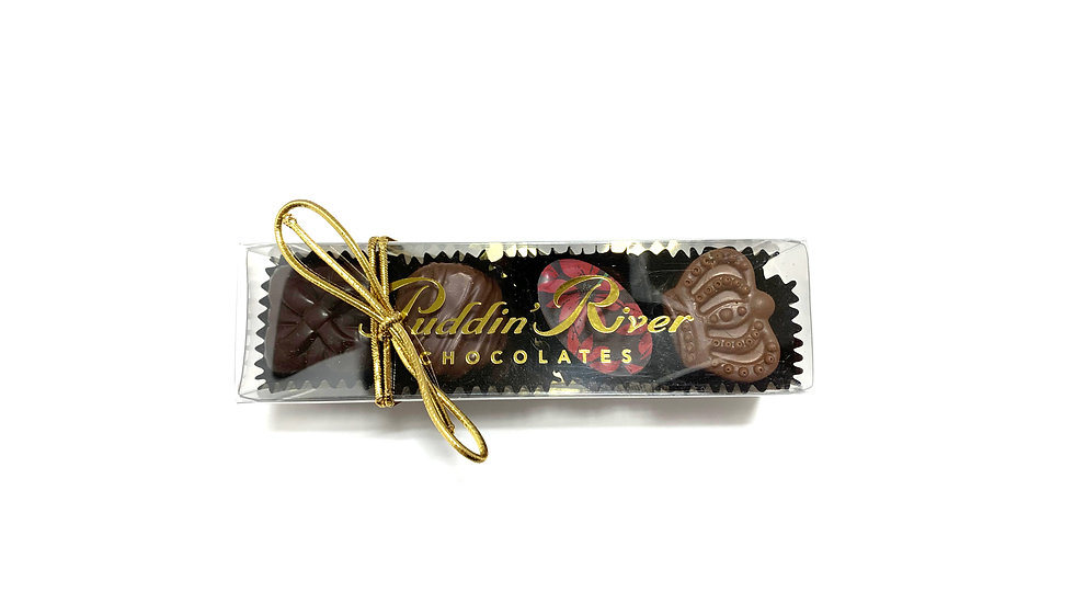 HOLIDAY Assorted Truffles - 4pc