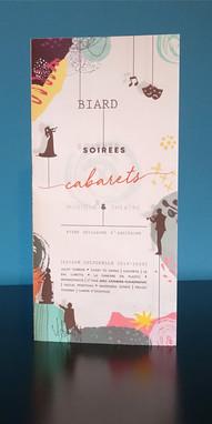 SOIREES CABARETS BIARD