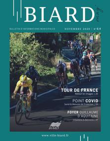 Mairie Biard - Bulletin Municipal