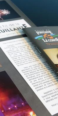 Charte Graphqiue Bulletin Municipal et livret des associations