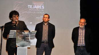 Presentación de los Tejares en la Bodega Antonio Fuentes