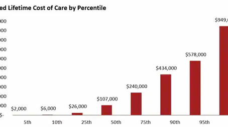 "The ""REALLY EXPENSIVE"" Cost of Long Term Care."