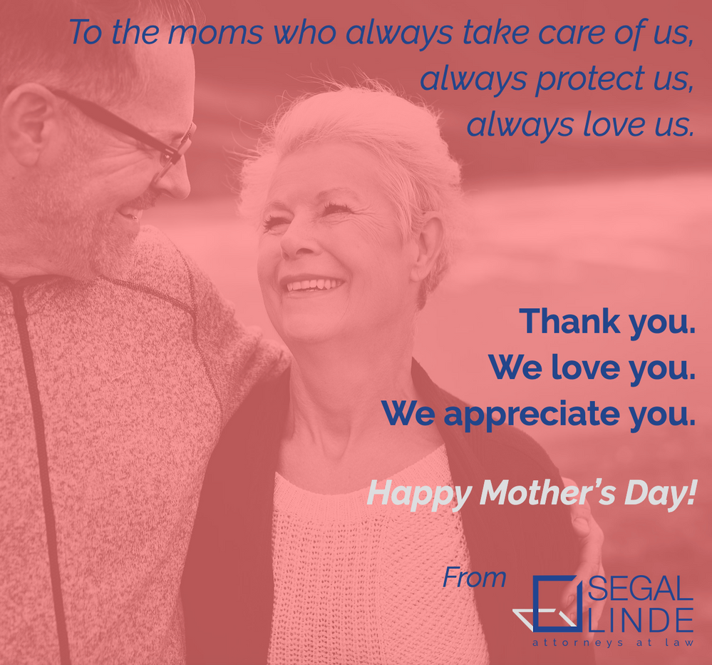 Happy Mother's Day From Our Families To Yours