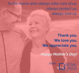Segal Linde Elder Law Medicaid Planning Happy Mothers Day