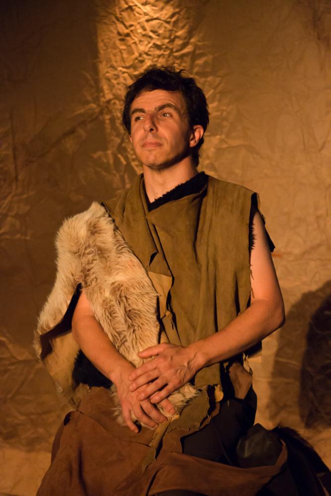 Néandertal et des poussière...