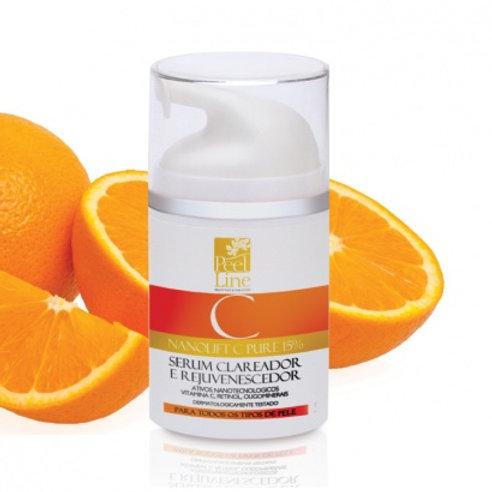 Nanolift C-Pure 15% Vitamina C Nanotecnológica - 50g