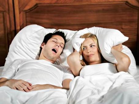 Síndrome da apneia obstrutiva do sono pode estar ligada diretamente a OBESIDADE