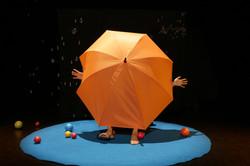 Bonhomme-parapluie