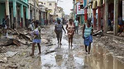 Haiti Today After Hurricane
