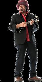 Timmy Lalvani, Bass, Le Virage Dangereux, Strassenband, Buskers, Partyband, Kleinkunst, Feste, Quartierfeste, Boob E-Bass, Stimme, Uku-Bass, Ukulele, Flöte