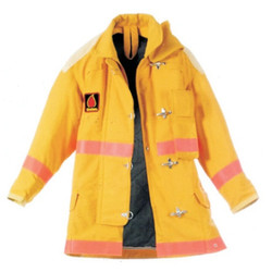 Chaqueta para bombero