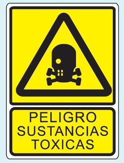 Sustancias toxicas P-24 25 X 35