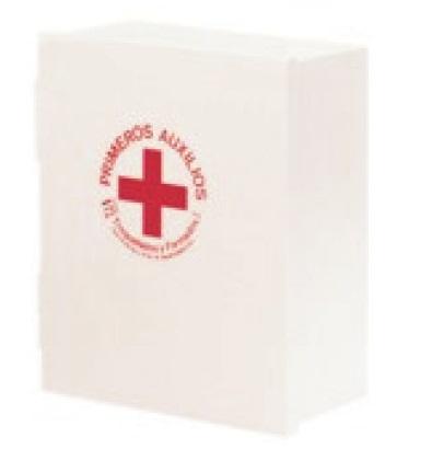 Botiquin primeros auxilios chico